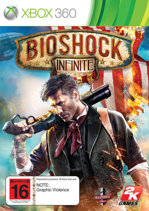 BioShock Infinite for X360