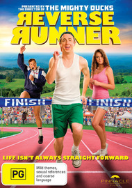 Reverse Runner on DVD