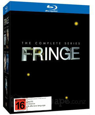 Fringe - The Complete Series Box Set on Blu-ray