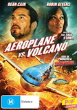 Aeroplane vs Volcano on DVD