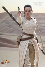 "Star Wars: The Force Awakens - 12"" Rey (Jakku) Figure image"