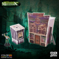 ColorED Scenery: Malifaux The Passage of Terror