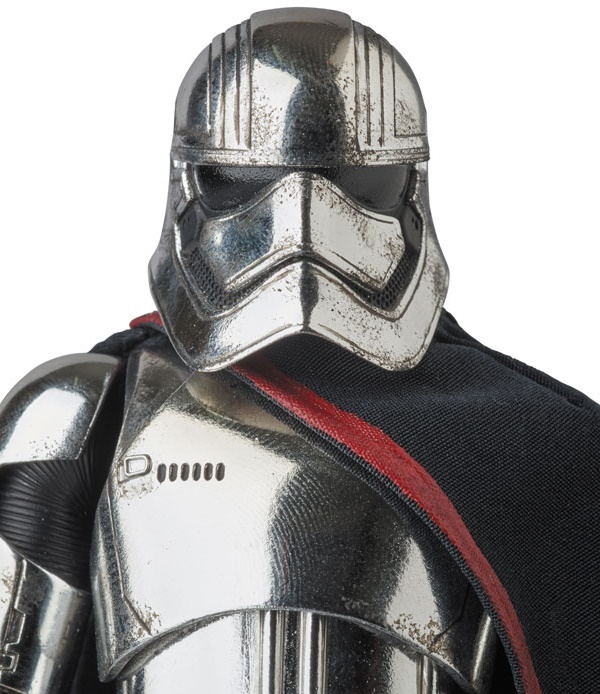 MAFEX: Star Wars - Captain Phasma - Collectable Figure