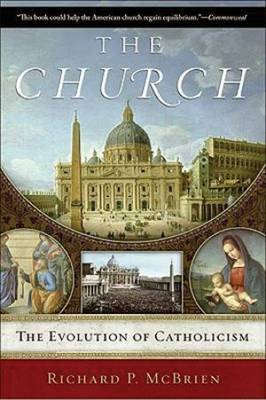 The Church by Richard P McBrien