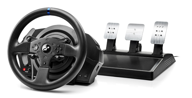 Thrustmaster T300RS GT Racing Wheel (PS3 & PS4) for PS4