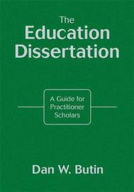 The Education Dissertation image