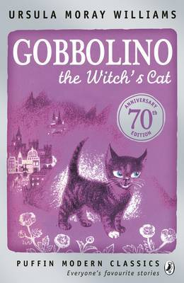 Gobbolino the Witch's Cat by Ursula Moray Williams image