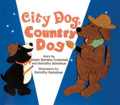 City Dog, Country Dog by Susan Stevens Crummel image
