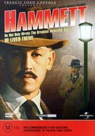 Hammett on DVD image