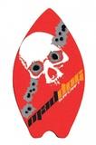 "Maddog: MSB137 - 37"" Thrash Skimboard (Red Skull)"