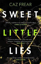 Sweet Little Lies by Caz Frear image
