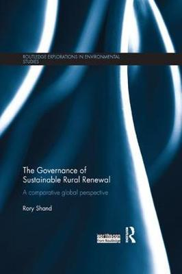 The Governance of Sustainable Rural Renewal by Rory Shand image