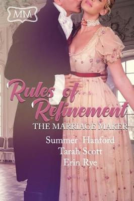 Rules of Refinement by Tarah Scott image