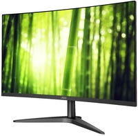 "27"" AOC 4ms Curved Ultra Slim Monitor image"