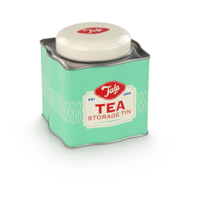 Tala: Tea Caddy Tin
