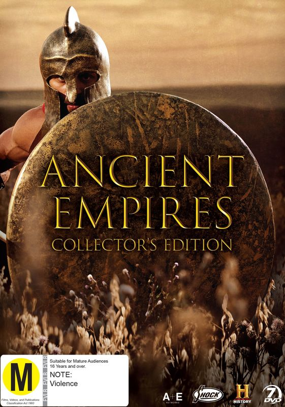 Ancient Empires on DVD