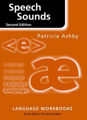 Speech Sounds by Patricia Ashby image