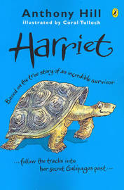 Harriet: The Incredible Life by Tulloch Carol Hill Anthony image