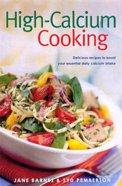 High-Calcium Cooking by Jane A Barnes image