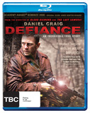 Defiance on Blu-ray