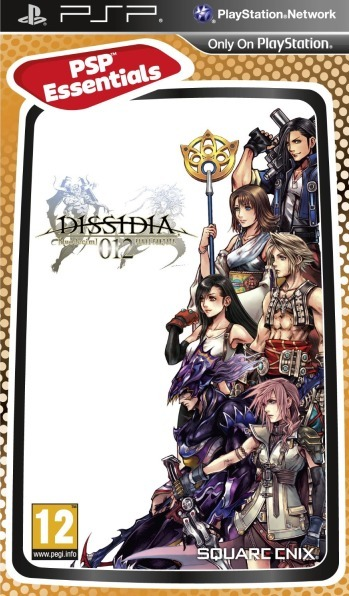 Dissidia 012 [duodecim] Final Fantasy (Essentials) for PSP image