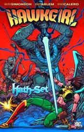 Hawkgirl Hath-set TP by Walter Simonson image