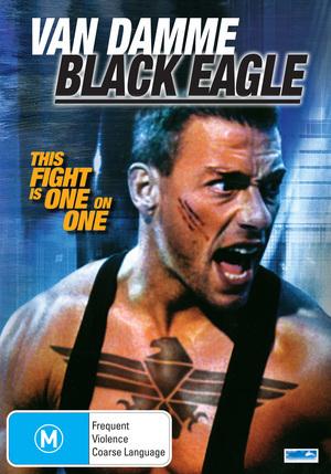 Black Eagle on DVD