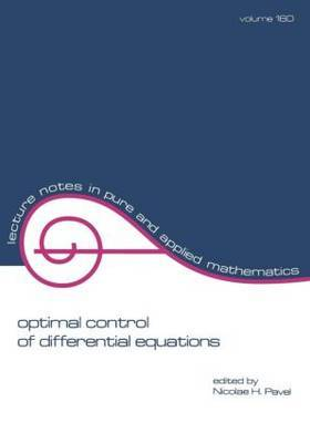 Optimal Control of Differential Equations