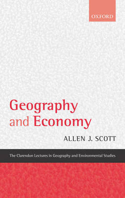 Geography and Economy by Allen J. Scott image
