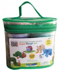 Eric Carle: Super Dough - Vinyl Bag Set