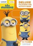 Minions - Deluxe Colouring and Activity Book