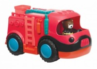 Battat: Colourful Bear - Fire Engine