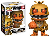 Five Nights at Freddy's - Jack-O-Chica Pop! Vinyl Figure image
