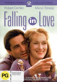 Falling In Love on DVD image