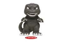 "Godzilla (Black & White) - 6"" Pop! Vinyl Figure"