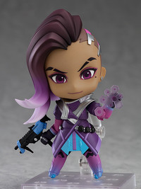 Overwatch : Nendoroid Sombra (Classic Skin Ver.) - Articulated Figure