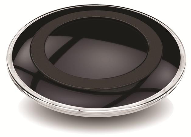 Mayhem Wireless Charger Black Carbon