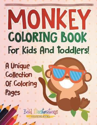 Monkey Coloring Pages Free Printable Monkey Coloring Pages For ... | 400x309