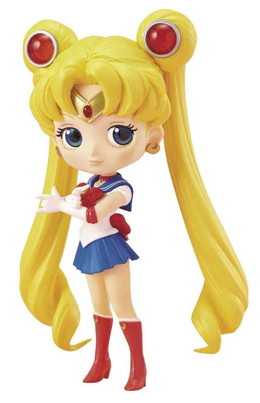 Q Posket: Sailor Moon - PVC Figure