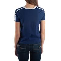 Harry Potter: Hogwarts Striped Sleeve Ringer T-Shirt (Small) image