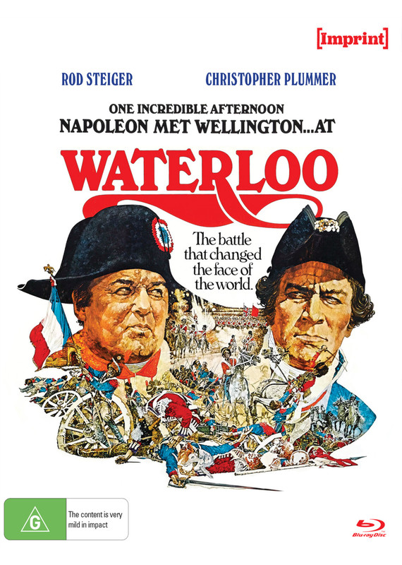 Waterloo (Special Edition) on Blu-ray