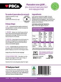 PBCo. Low Carb Pancake & Pikelet Mix 300g