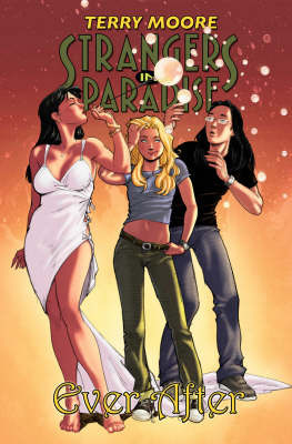 Strangers in Paradise: Bk. 19 by Terry Moore image