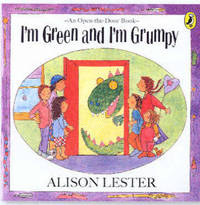 I'm Green and I'm Grumpy by Alison Lester image
