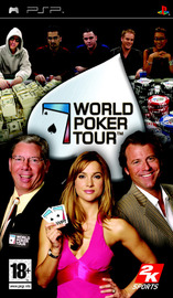 World Poker Tour 2K6 for PSP image