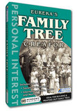 Eureka's Family Tree Creator for PC Games