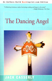 The Dancing Angel by Jack Casserly image