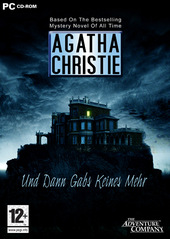 Agatha Christie: And Then There Were None (jewel case) for PC