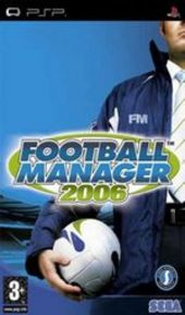 Football Manager 2006 for PSP