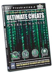 Ultimate Cheats Enter The Matrix for PlayStation 2